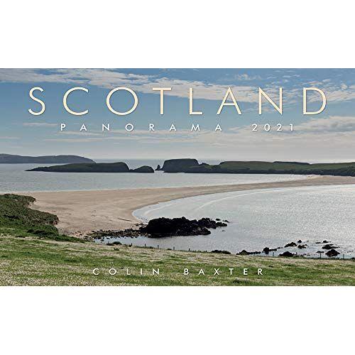 Colin Baxter - Colin Baxter 2021 Panorama Calendar - Preis vom 21.06.2021 04:48:19 h