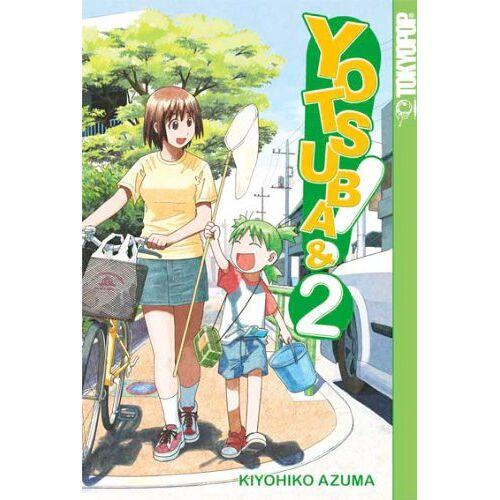 Kiyohiko Azuma - Yotsuba&! 02 - Preis vom 09.06.2021 04:47:15 h