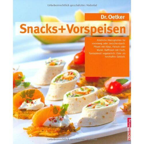 Oetker - Snacks und Vorspeisen - Preis vom 17.06.2021 04:48:08 h