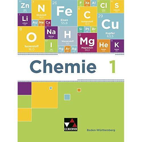 Claudia Bohrmann-Linde - Chemie Baden-Württemberg - neu / Chemie Baden-Württemberg 1 - Preis vom 13.06.2021 04:45:58 h