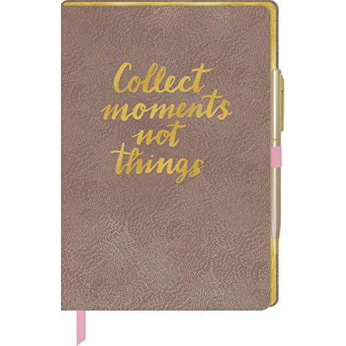 - Notizbuch mit Stift - All about rosé: Notizbuch - Tagebuch - Bullet Journal - Preis vom 22.06.2021 04:48:15 h