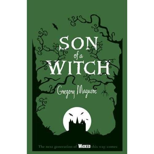 Gregory Maguire - Son of a Witch - Preis vom 23.09.2021 04:56:55 h