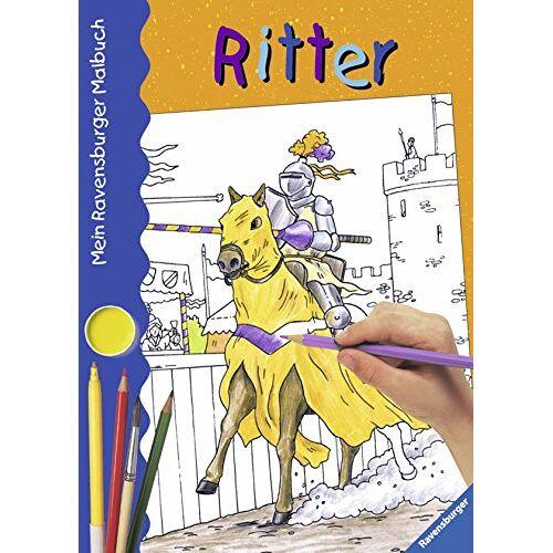 - Mein Ravensburger Malbuch: Ritter - Preis vom 19.06.2021 04:48:54 h