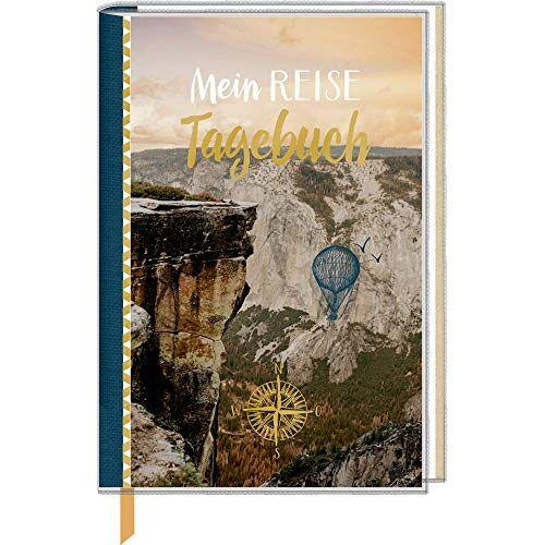 - Eintragbuch mit Sammeltasche - Mein Reisetagebuch (Valley) - Preis vom 17.06.2021 04:48:08 h