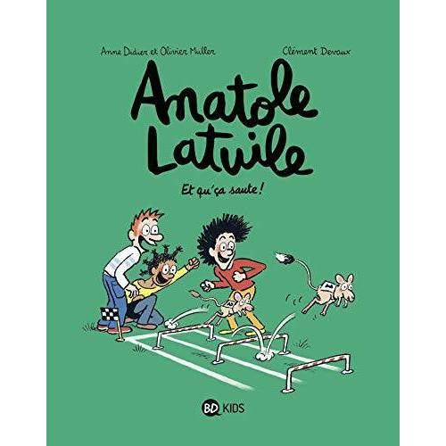 - Anatole Latuile, Tome 13: Et qu'ça saute ! (Anatole Latuile (13)) - Preis vom 19.06.2021 04:48:54 h