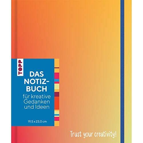 - Das Notizbuch für Kreative - Trust your creativity! - Preis vom 17.06.2021 04:48:08 h