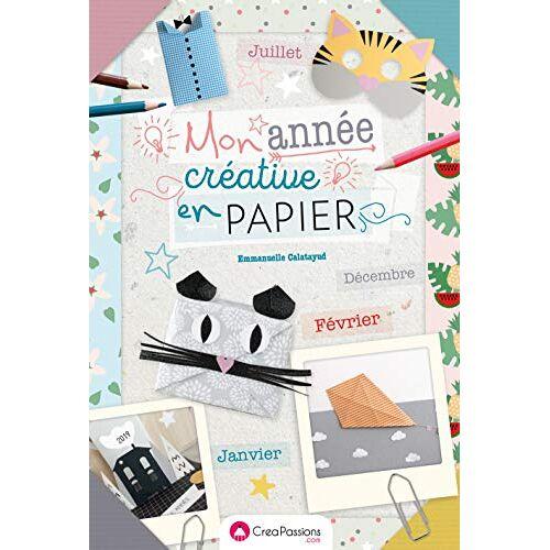- Mon année créative en papier - Preis vom 14.06.2021 04:47:09 h