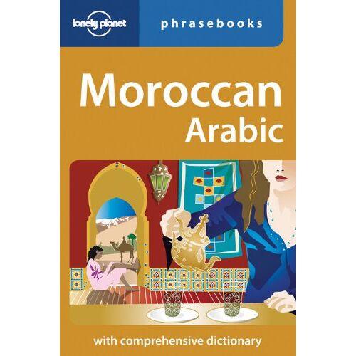 Aa.Vv. - Moroccan Arabic phrasebook (Phrasebooks) - Preis vom 13.09.2021 05:00:26 h