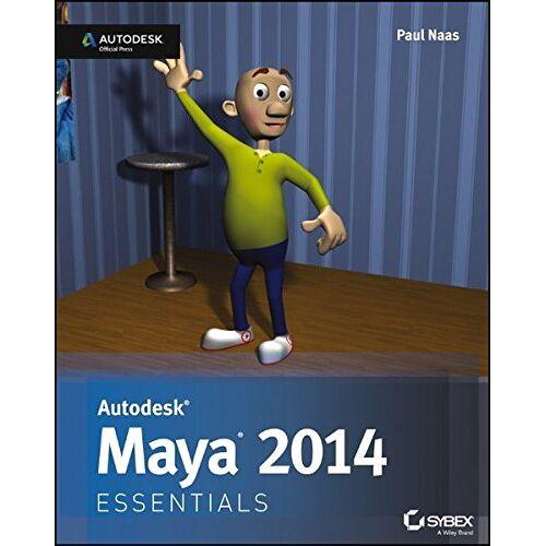Paul Naas - Autodesk Maya 2014 Essentials: Autodesk Official Press - Preis vom 14.06.2021 04:47:09 h