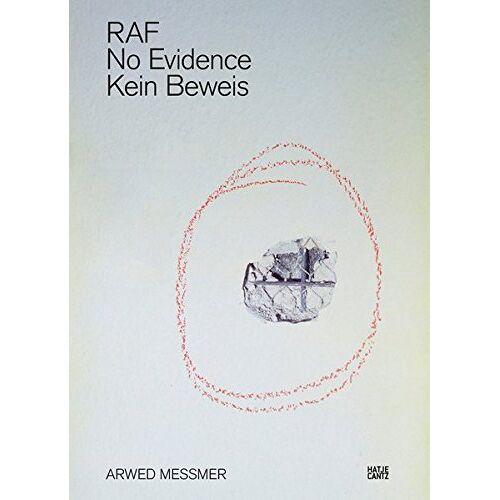 Arwed Messmer - Arwed Messmer: RAF. No Evidence / Kein Beweis (Deutsch-Englisch) - Preis vom 16.06.2021 04:47:02 h