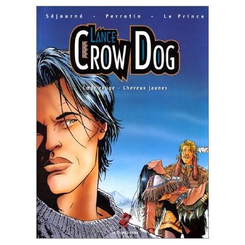 Serge Perrotin - Lance Crow Dog, Tome 2 : Coeur rouge, cheveux jaunes - Preis vom 20.06.2021 04:47:58 h
