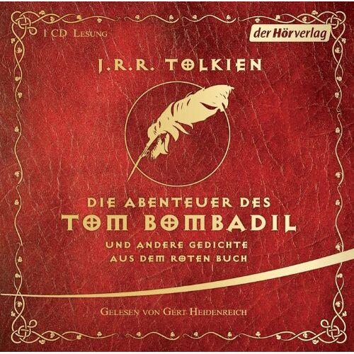 Tolkien, J. R. R. - Die Abenteuer des Tom Bombadil: und andere Gedichte aus dem Roten Buch - Preis vom 20.06.2021 04:47:58 h