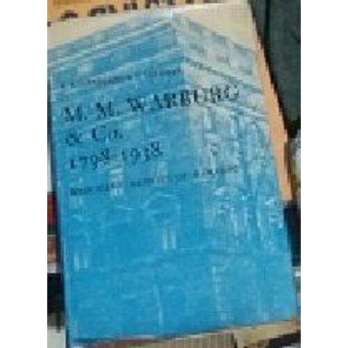 E. Rosenbaum - M.M.Warburg & Co., 1798-1938 - Preis vom 11.06.2021 04:46:58 h