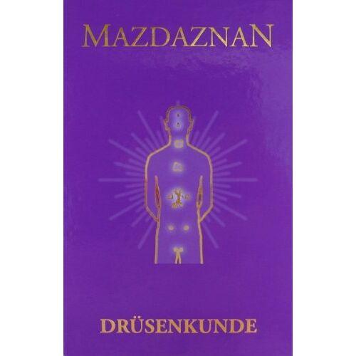 Hanish, Otoman Zar Adusht - Mazdaznan Drüsenkunde - Preis vom 17.06.2021 04:48:08 h