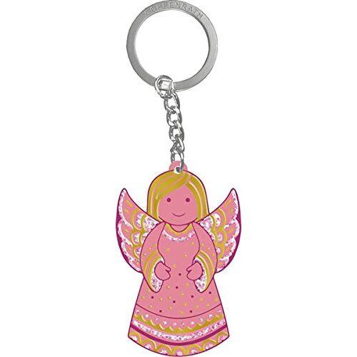 - Schlüsselanhänger - Dein Schutzengel (pink) - Preis vom 17.06.2021 04:48:08 h