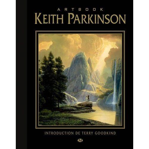 Keith Parkinson - Artbook Keith Parkinson - Preis vom 11.06.2021 04:46:58 h