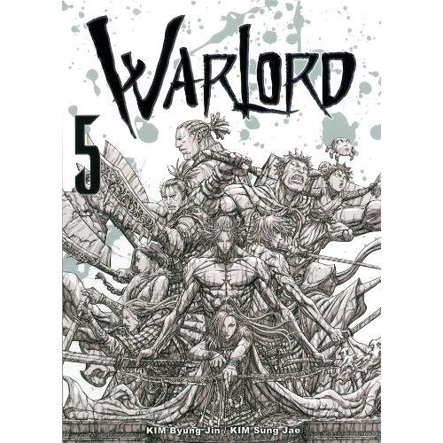 Byung-Jin Kim - WarLord Vol.5 - Preis vom 13.06.2021 04:45:58 h