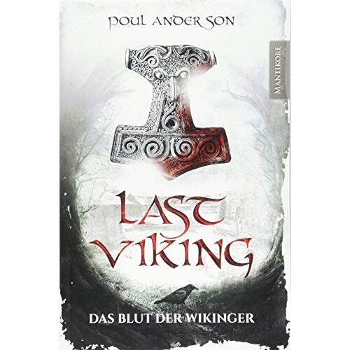 Poul Anderson - The Last Viking 1 - Das Blut der Wikinger - Preis vom 19.06.2021 04:48:54 h