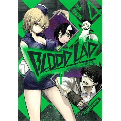 Yuuki Kodama - Blood Lad, Tome 4 : - Preis vom 22.09.2021 05:02:28 h