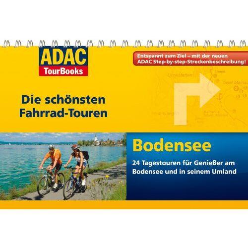 Michael Graf - ADAC TourBooks Bodensee: Die schönsten Fahrrad-Touren: Die schönsten Fahrrad-Touren. 24 Tagestouren für Genieser am Bodensee und in seinem Umland - Preis vom 16.06.2021 04:47:02 h