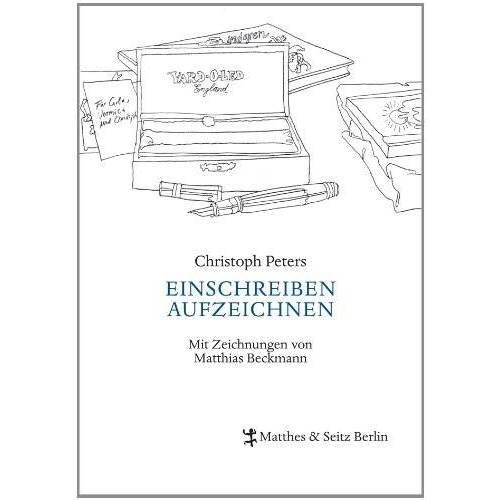 Christoph Peters - EINSCHREIBEN AUFZEICHNEN - Preis vom 13.06.2021 04:45:58 h