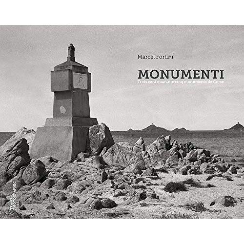 Marcel Fortini - Monumenti, 352 monuments de Corse - Preis vom 10.09.2021 04:52:31 h