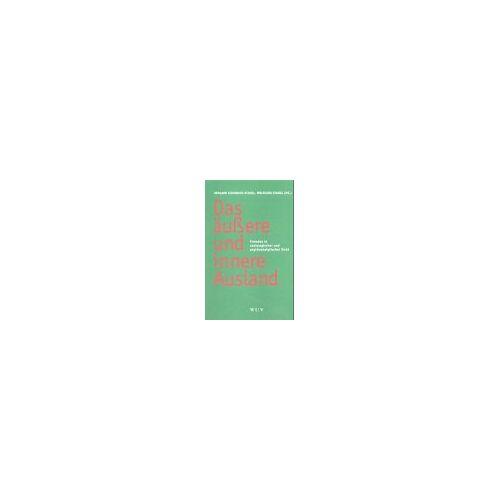 Irmgard Eisenbach-Stangl - 'Das äußere und das innere Ausland' - Preis vom 10.09.2021 04:52:31 h