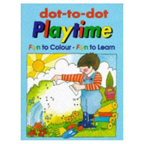- Dot-to-Dot: Playtime (Usborne Dot-to-dot) - Preis vom 20.06.2021 04:47:58 h