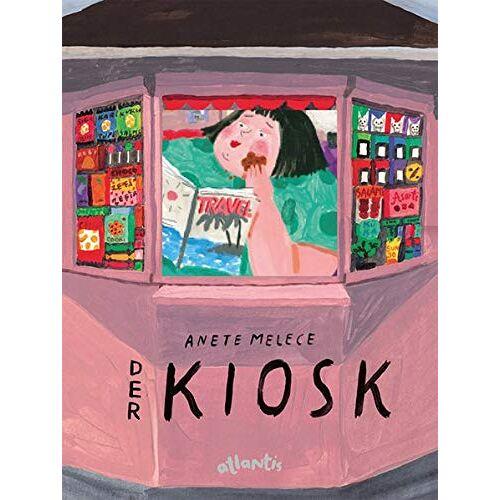 Anete Melece - Der Kiosk - Preis vom 22.06.2021 04:48:15 h