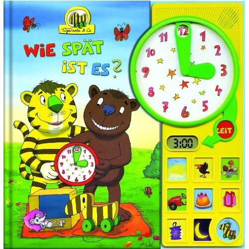 Janosch - Janosch, Uhrenbuch - Wie spät ist es? - Preis vom 12.10.2021 04:55:55 h