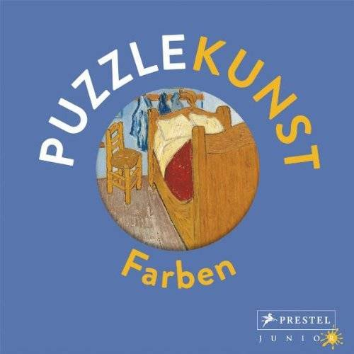 Lambilly, Elisabeth de - Puzzle Kunst Farben - Preis vom 19.06.2021 04:48:54 h
