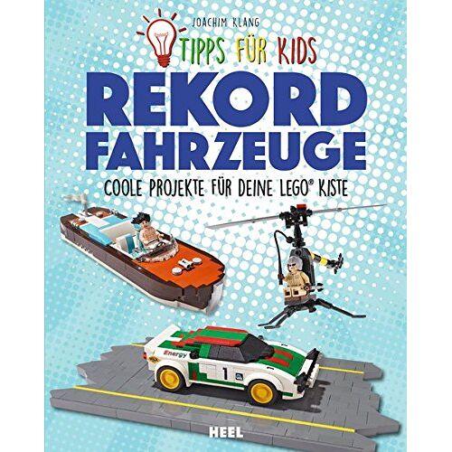 Joachim Klang - Tipps für Kids: Rekordfahrzeuge: Coole Projekte für deine LEGO®-Kiste - Preis vom 15.06.2021 04:47:52 h