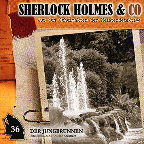 Sherlock Holmes & Co - Der Jungbrunnen (1.Teil)-Folge 36 - Preis vom 11.10.2021 04:51:43 h