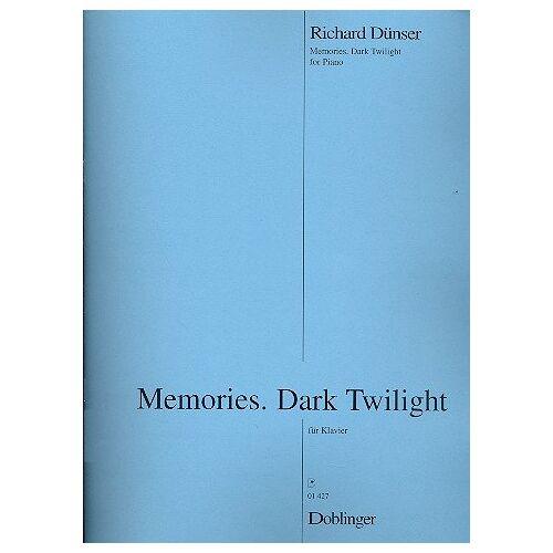 - Memories Dark Twilight. Klavier - Preis vom 19.06.2021 04:48:54 h