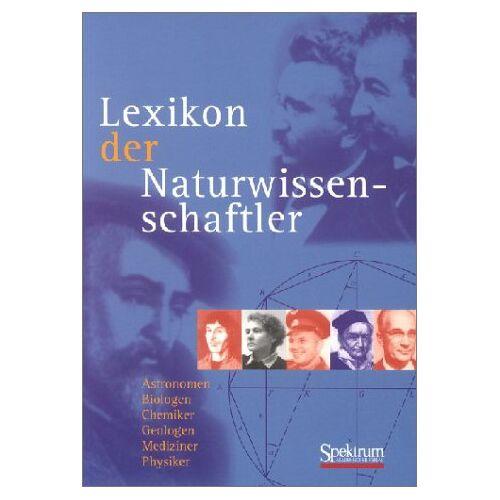 Lexikon 260 - Lexikon der Naturwissenschaftler - Preis vom 21.06.2021 04:48:19 h