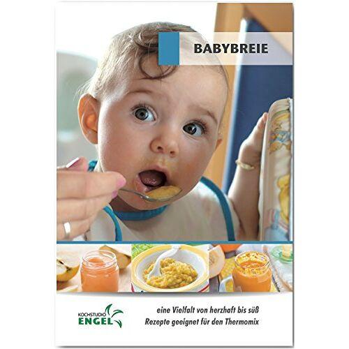 Marion Möhrlein-Yilmaz - Babybreie: Rezepte geeignet für den Thermomix - Preis vom 22.09.2021 05:02:28 h