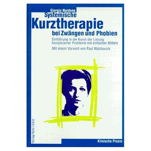 - Systemische Kurztherapie bei Zwängen und Phobien. - Preis vom 15.10.2021 04:56:39 h