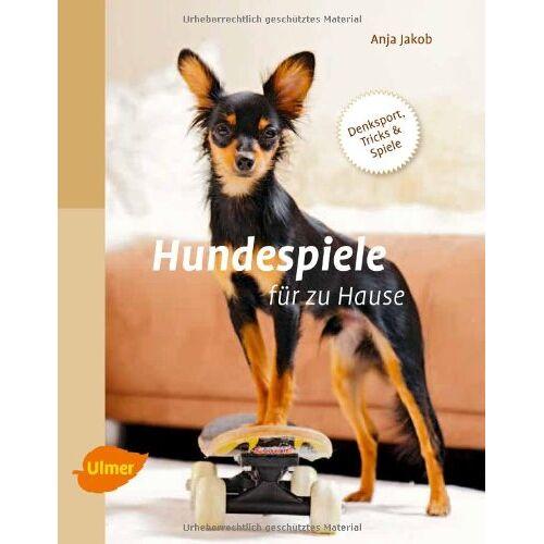 Anja Jakob - Hundespiele für zu Hause: Denksport, Tricks und Spiele - Preis vom 16.06.2021 04:47:02 h