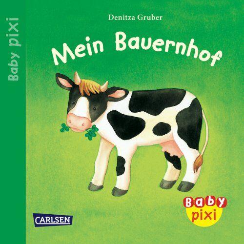 - Baby Pixi, Band 2: Mein Bauernhof: Unkaputtbar - Preis vom 17.06.2021 04:48:08 h