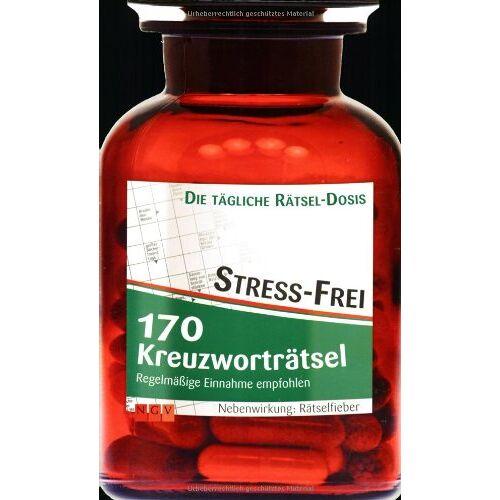 - Kreuzworträtsel Stress-Frei: 170 Kreuzworträtsel - Preis vom 12.10.2021 04:55:55 h