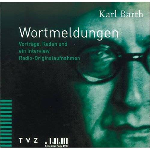 Karl Barth - Wortmeldungen, 2 Audio-CDs - Preis vom 22.06.2021 04:48:15 h