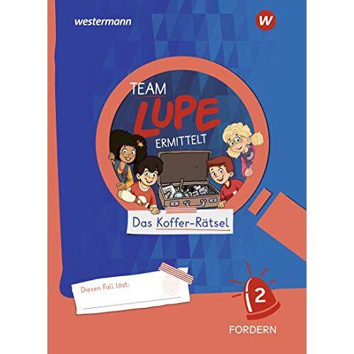 - TEAM LUPE ERMITTELT - Übungshefte: Deutsch 2 FORDERN - Preis vom 19.06.2021 04:48:54 h