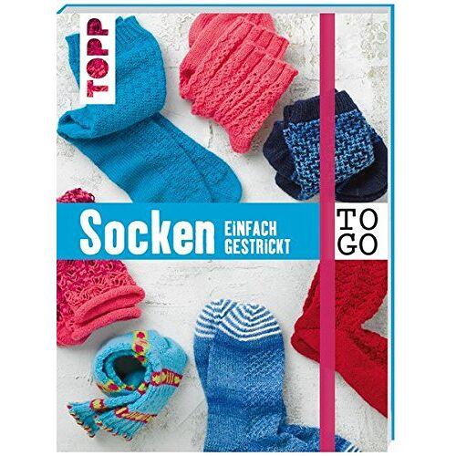 frechverlag - Stricken to go: Socken: einfach gestrickt - Preis vom 14.06.2021 04:47:09 h