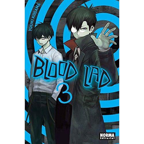 Yuuki Kodama - Blood lad 3 (CÓMIC MANGA) - Preis vom 22.09.2021 05:02:28 h