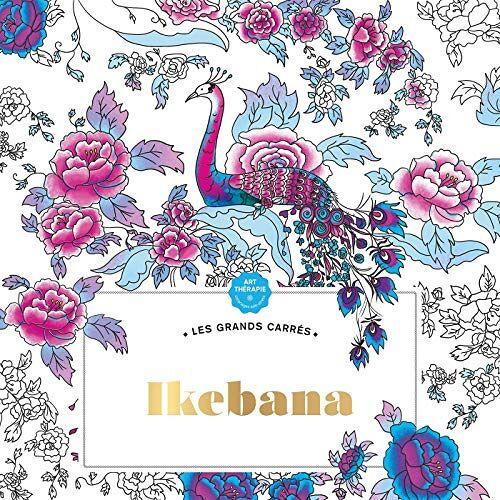 - Les Grands carrés d'Art-thérapie Ikebana - Preis vom 01.08.2021 04:46:09 h