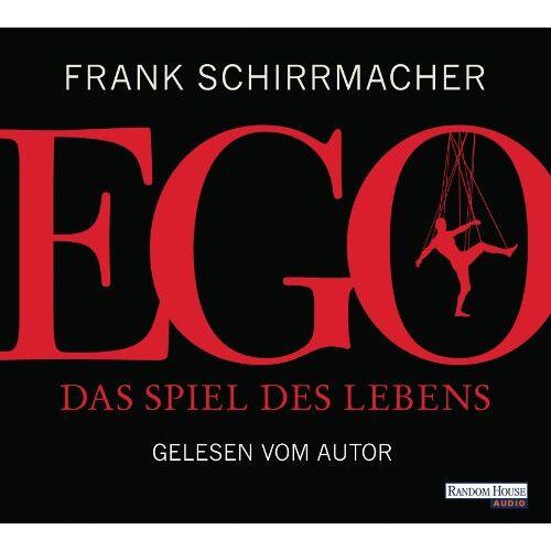 Frank Schirrmacher - Ego: Das Spiel des Lebens - Preis vom 20.06.2021 04:47:58 h
