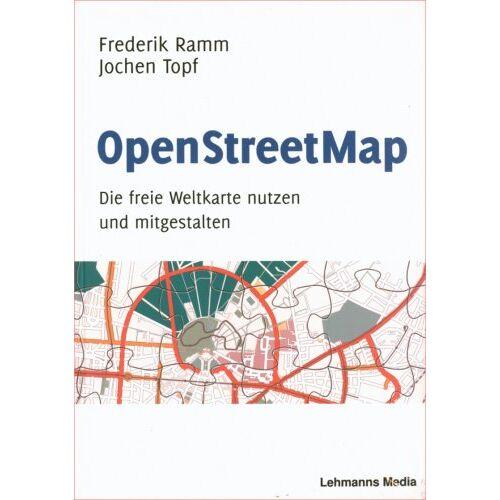 Frederik Ramm - OpenStreetMap - Preis vom 12.06.2021 04:48:00 h