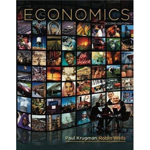 Paul Krugman - Economics - Preis vom 22.06.2021 04:48:15 h