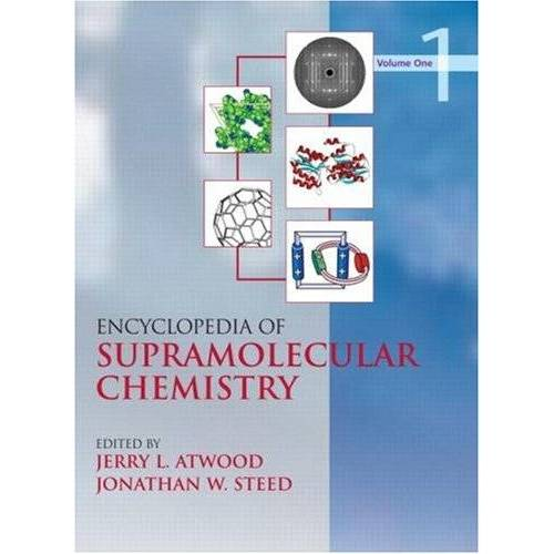 Atwood, J. L. - Encyclopedia of Supramolecular Chemistry - Preis vom 11.06.2021 04:46:58 h