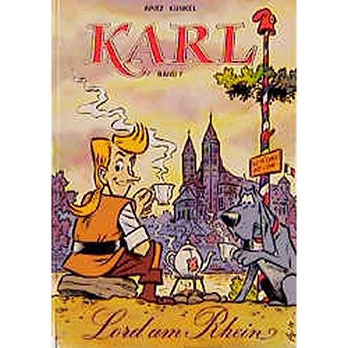 Eberhard Kunkel - Karl: Lord am Rhein - Preis vom 11.06.2021 04:46:58 h